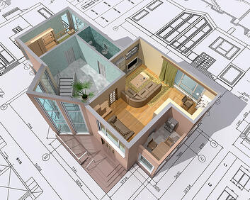 3D Floor Plans for Residential Real Estate