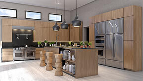 3D Interior Architectural Rendering Services - Basic Package - Order Now