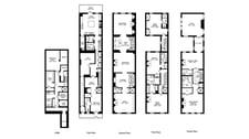 Black & White Floor Plans for Commercial Real Estate - Convert Your Blueprints or CAD file - Services