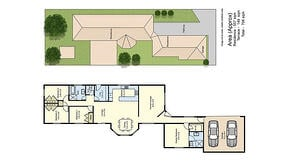 Colored Floor Plans - Commercial Real Estate - Convert Your Blueprints or CAD file - Services