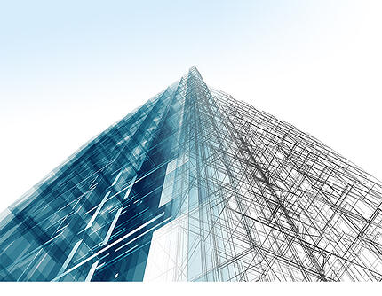 Commercial 3D Exterior Rendering - High Rise Example__