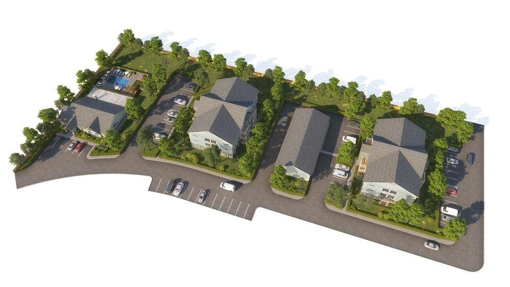 3D Site Plan Rendering Services-1